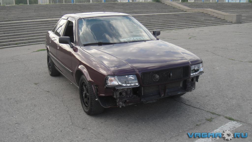 Audi 80 фары переднии Audi b4 Sonar 2.jpg