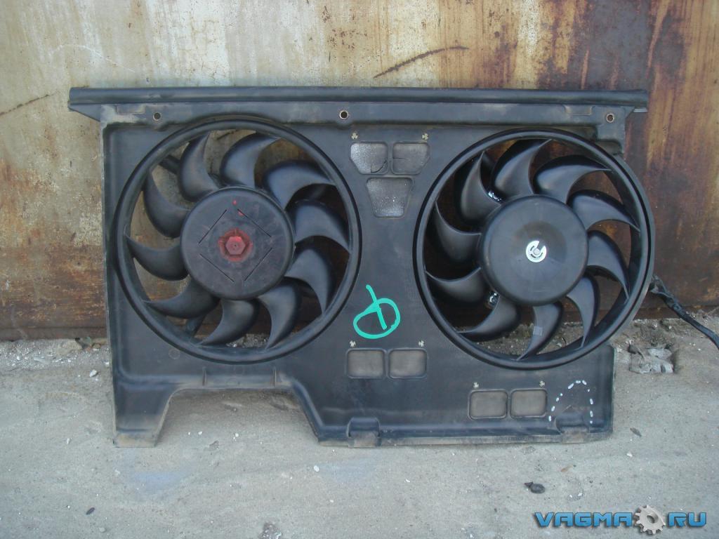 схема вентилятора охлаждения audi 80 b4
