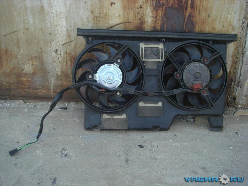 audi b4 не включаются вентиляторы