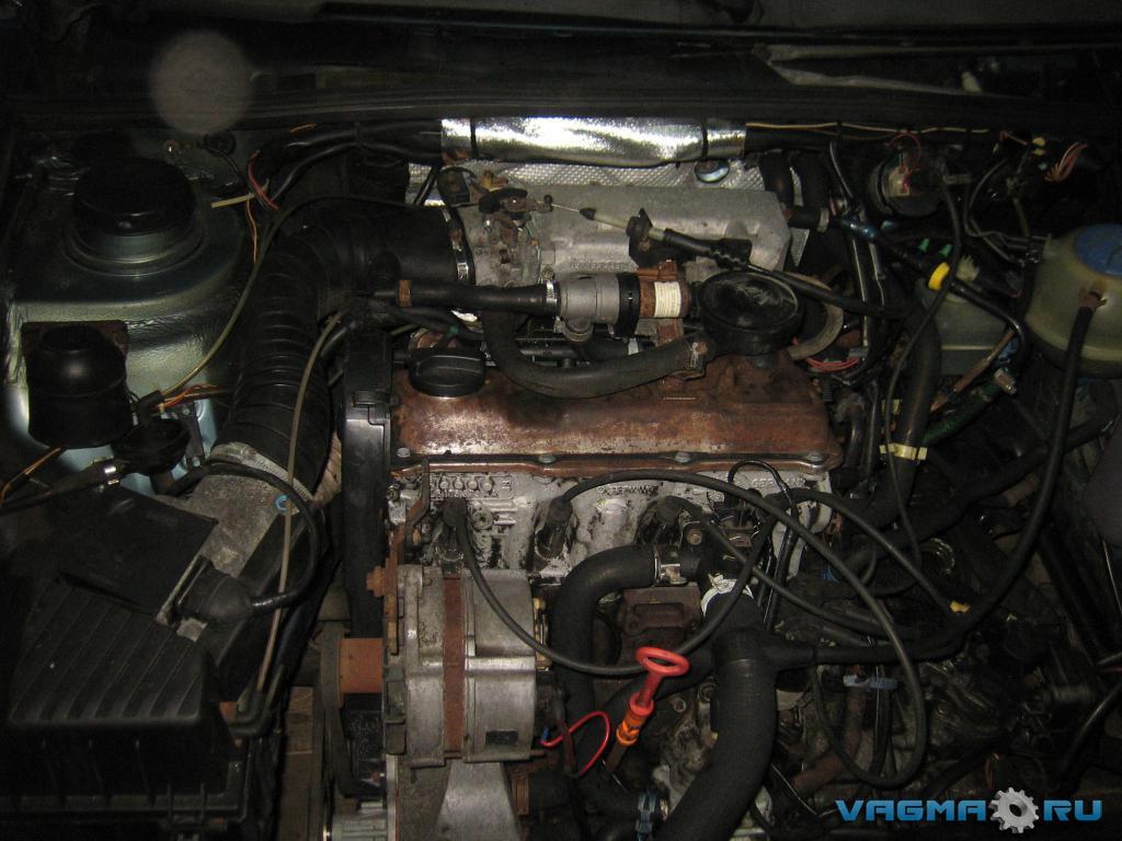 Контрактный двигатель Opel OMEGA B УНИВЕРСАЛ (21_, 22_, 23